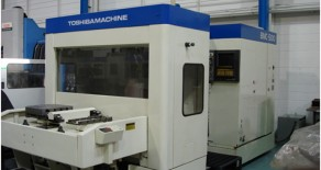 1995 Toshiba CNC Horizontal Machining Center BMC-500