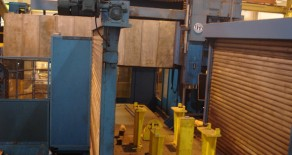 1989 Forest Line '5-Axis CNC Milling Center Vecomill 463