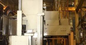 1998 Toshiba-Shibaura CNC Horizontal Boring Mill