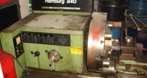 1980 Gildemeister Hamburg 840 Engine Lathe