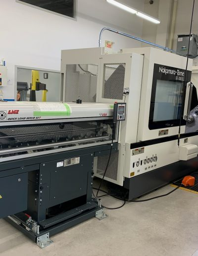 Nakamura Tome SC 300 ll LMYS CNC Turning Centre